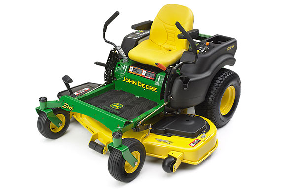 John Deere Tractor Lift Problems : Ztr mower versus tractor